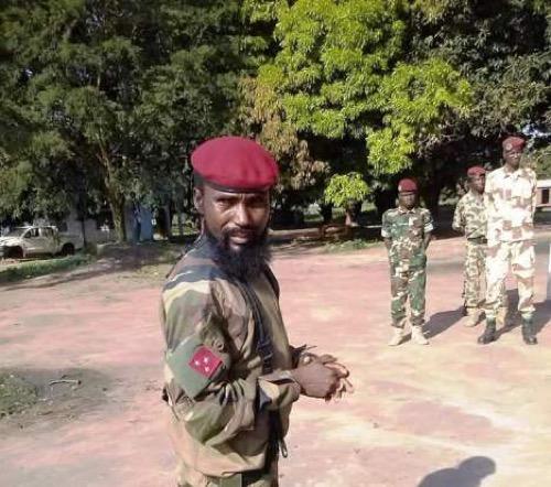 Centrafrique : le général Al-Khatim Mahamat démissionne de son poste à la Présidence. © DR