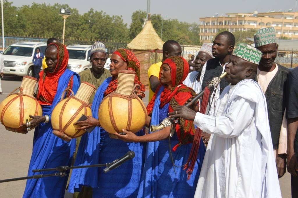Le Festival Dary à N'Djamena, le 22 décembre 2018. © DR/PR