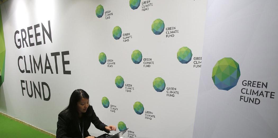 Les pays doivent doubler leurs engagements pour la reconstitution des ressources du Fonds vert pour le climat. © DR