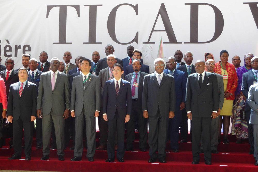 Le bilan de la participation du Togo au TICAD 7 à Yokohama au Japon. © DR