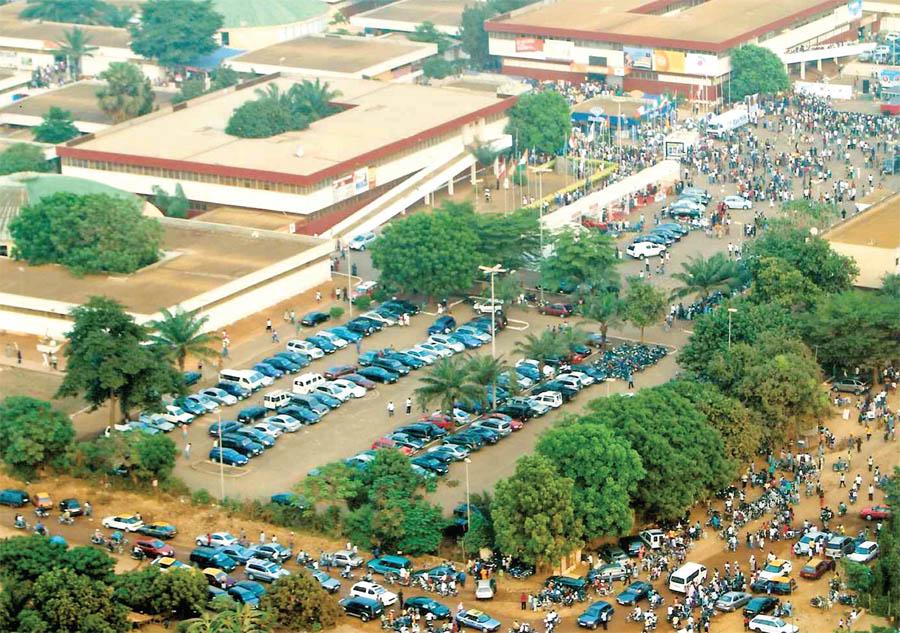 La 16ème Foire Internationale de Lomé est prévue du 22 novembre au 9 décembre. © DR
