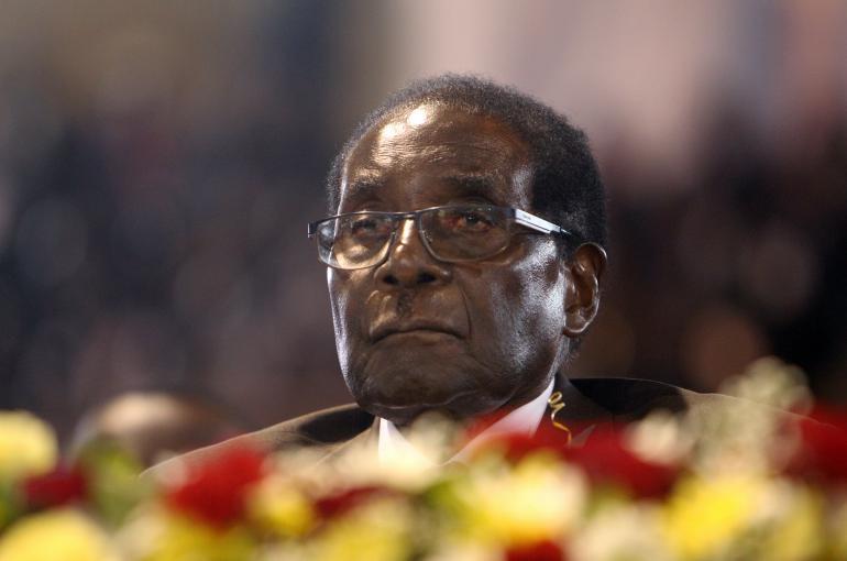 L'ancien président Robert Mugabe est mort à 95 ans. ©AP Photo/Tsvangirayi Mukwazhi