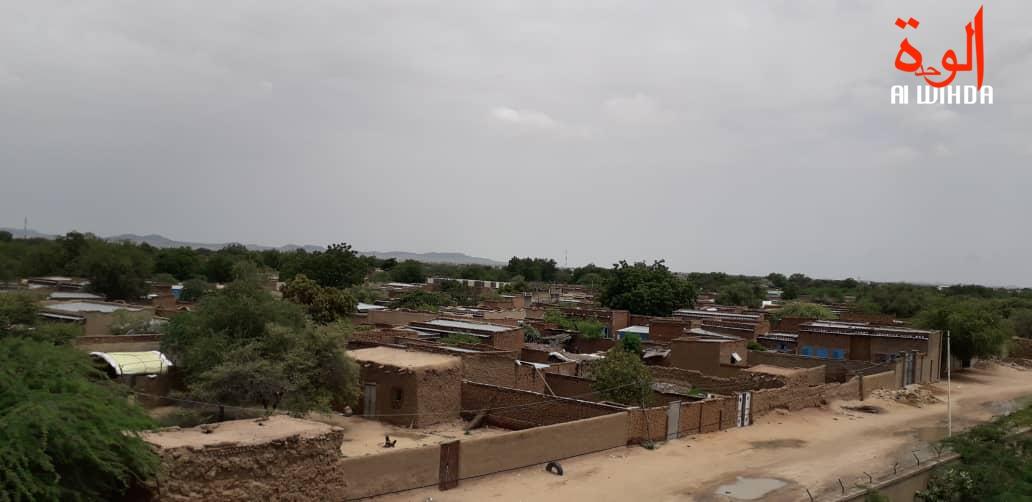 Illustration. Vue de la ville d'Abéché à l'Est du Tchad. ©Alwihda Info