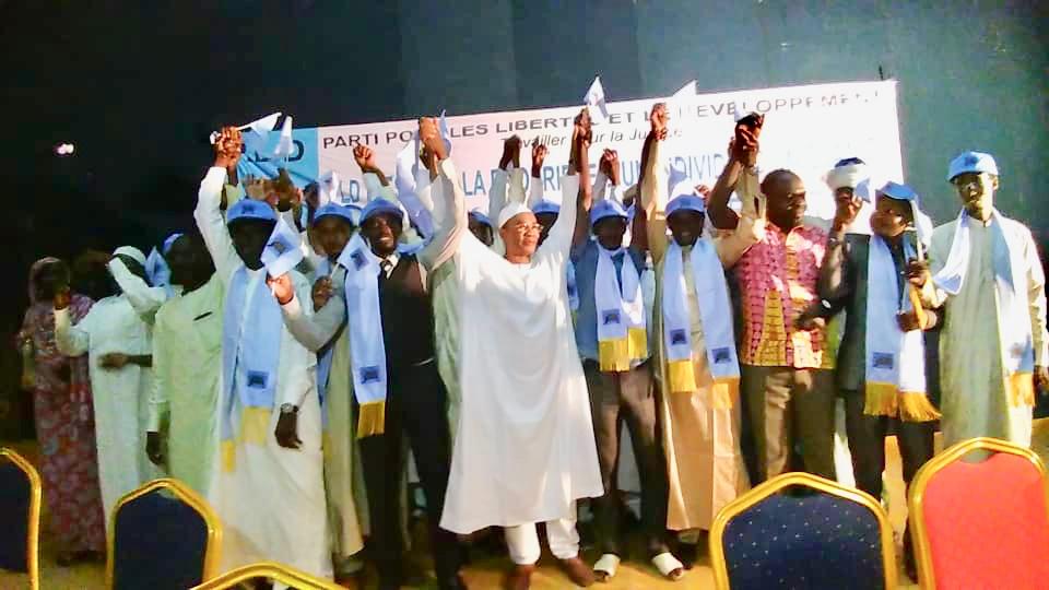 Tchad : des militants du MPS rallient le PLD. © Alwihda Info