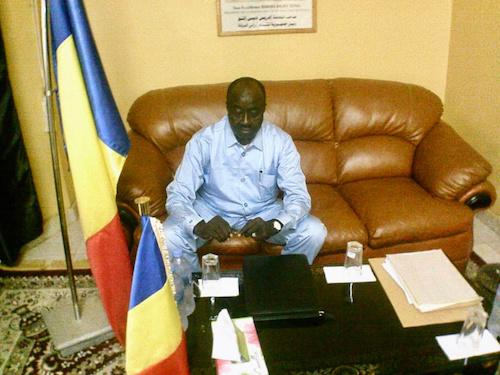 Tchad : le point sur la situation sécuritaire à l'Est avec le ministre Ismaël Chaibo. © Alwihda Info