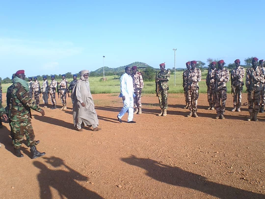 Tchad : à Goz Beida, le ministre de l'Administration du territoire appelle à redoubler d'efforts. ©Alwihda Info