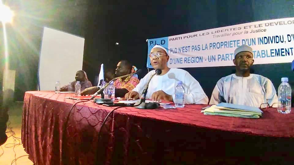Tchad : le PLD gonfle ses rangs et dénonce l'injustice sociale. ©Alwihda Info