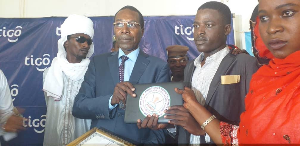 Tchad : à l'Est, les 146 meilleurs bacheliers récompensés. © Alwihda Info