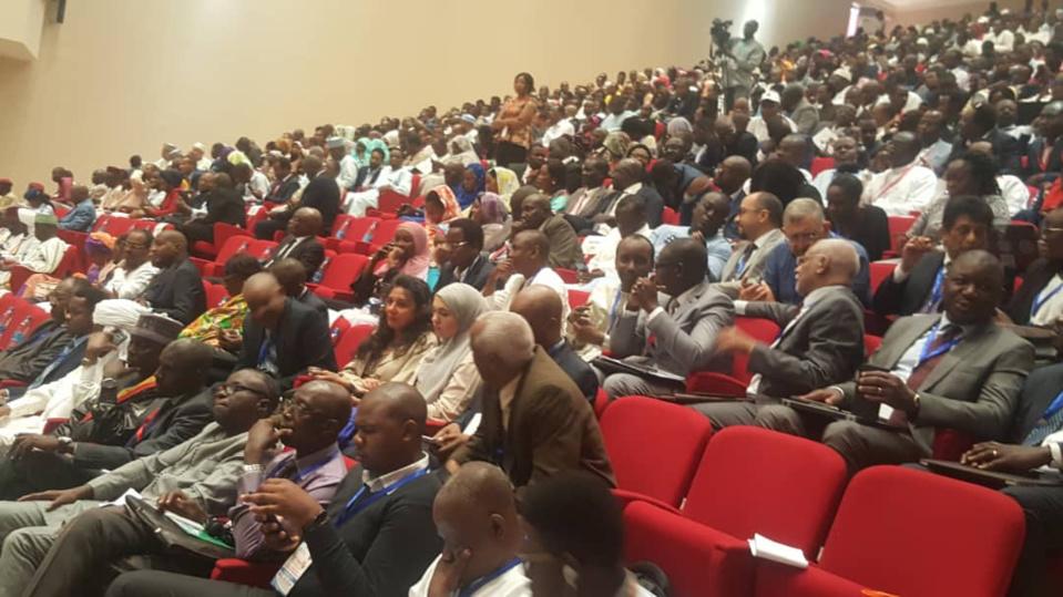 L'Afrique entend favoriser la durabilité, la sécurité et la stabilité par la gouvernance de l'internet