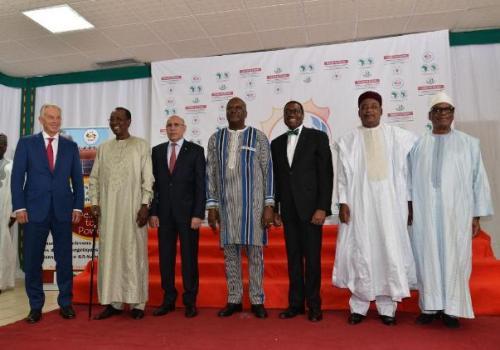 Sommet du G5 Sahel : transformer la région grâce aux immenses ressources d'énergie solaire