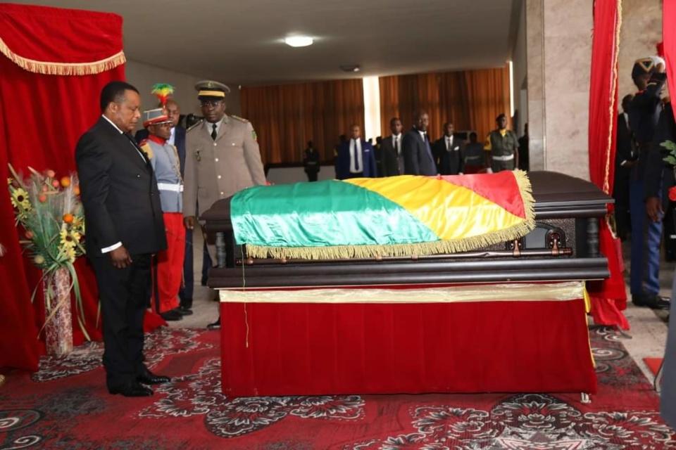 Congo : un hommage solennel  à Placide Lenga