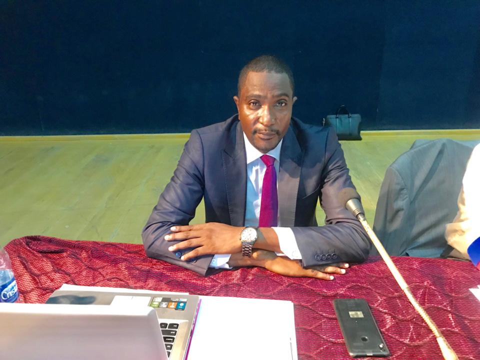 L'ancien conseiller au ministère de la Jeunesse et des Sports et professeur d'Université, Brahim Moussa. © Alwihda Info
