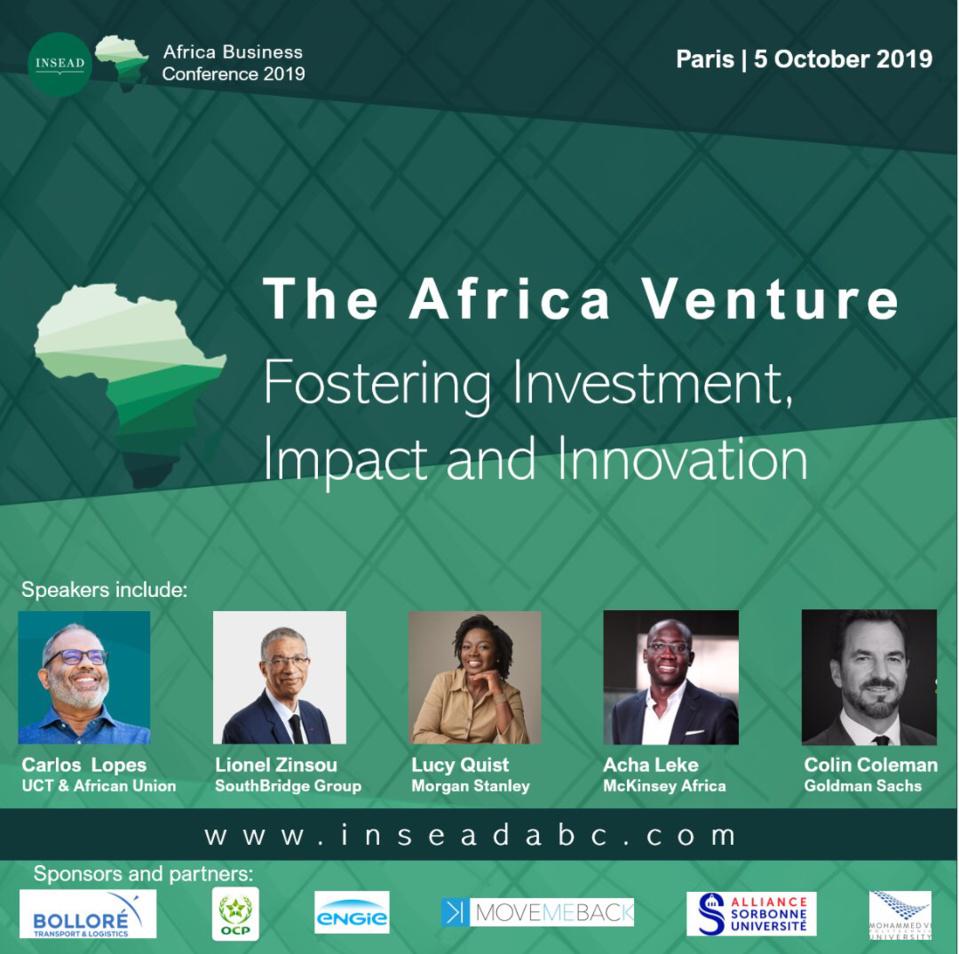 6ème édition de l'Africa Business Conference consacrée à l'investissement, l'innovation et à l'impact