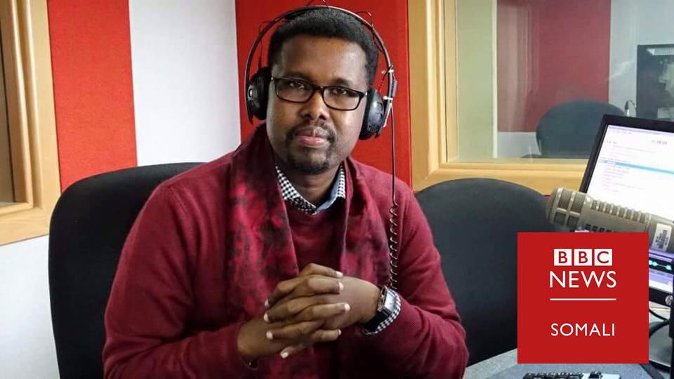 BBC News Somali presenter returns to the airwaves- Abdirizak Atosh