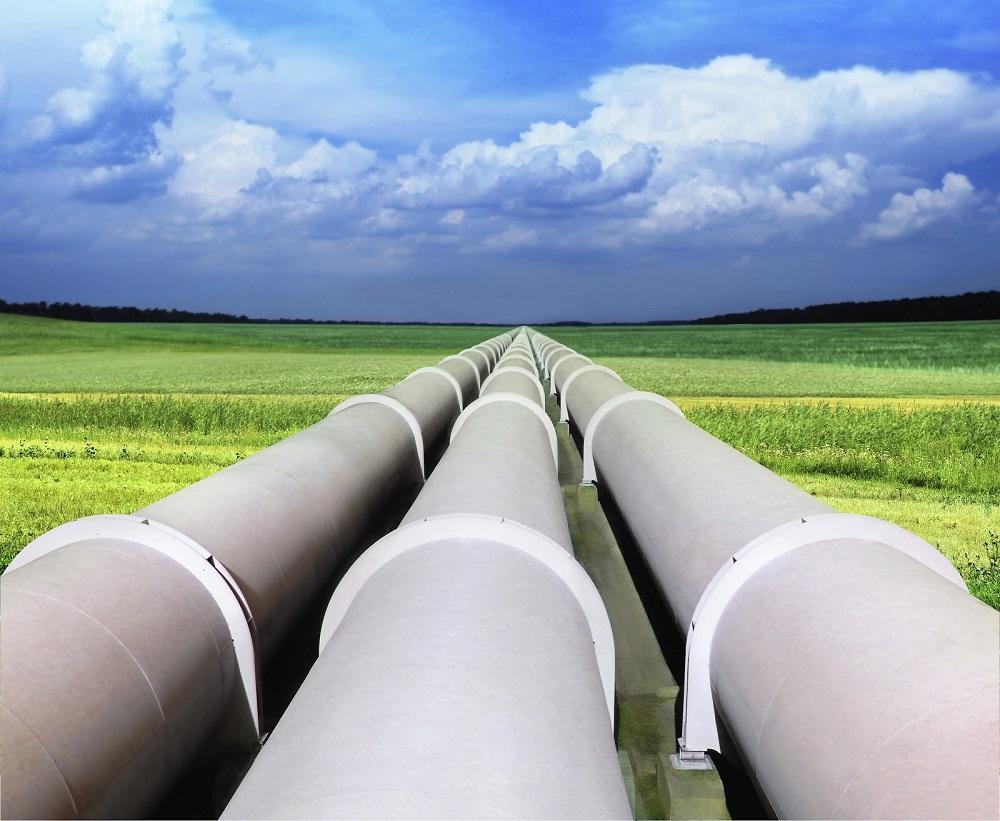 Des infrastructures pétrolières. ©DR