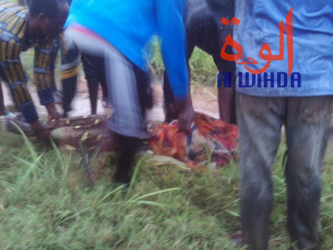 Tchad : le corps d'un enfant de 11 ans repêché d'un caniveau