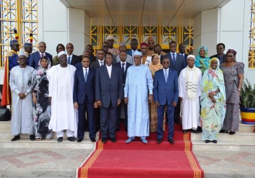 Tchad : compte rendu du conseil des ministres délocalisé du 3 octobre 2019. © PR