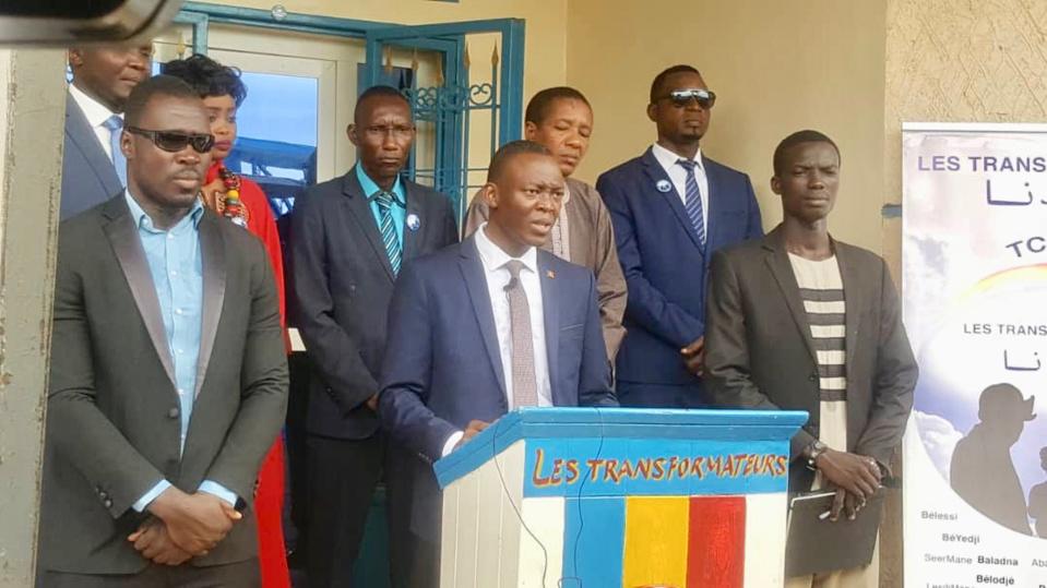 Tchad : les Transformateurs veulent un dialogue national pour un nouveau départ. © Alwihda Info