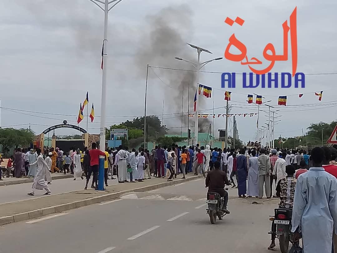 Tchad : au moins 2 morts et 14 blessés après une mutinerie à l'Est