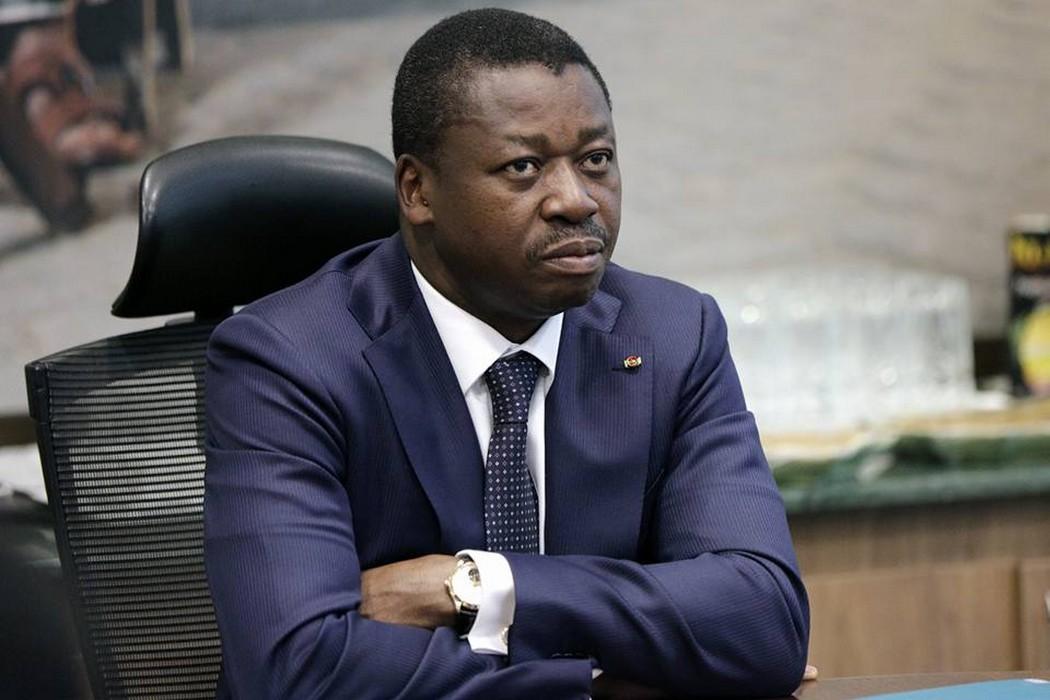 Le chef de l'Etat togolais, Faure GNASSINGBE. ©DR