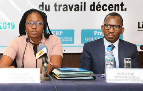 Togo : un forum sur la transition vers l'économie formelle et la promotion du travail décent. © RT