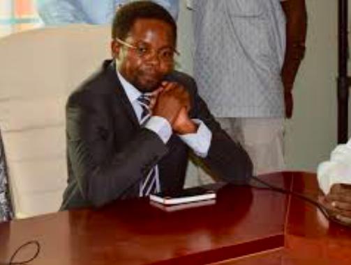 Le directeur général de la douane et des droits indirects, Mahamat Charfadine Abdelkérim. © Min. Fin.