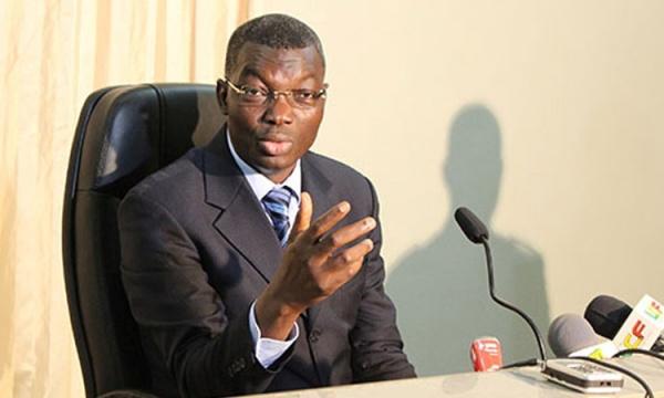Le ministre de la sécurité et de la protection civile, Yark DAMEHANE. © DR/Togo First