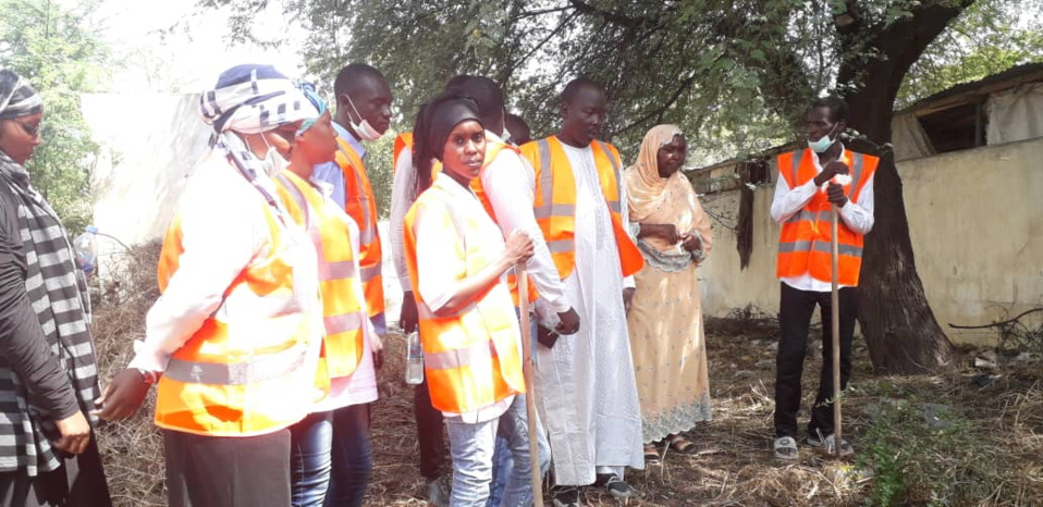 Tchad : le défi de la salubrité dans les écoles pour la santé des enfants. © Alwihda Info