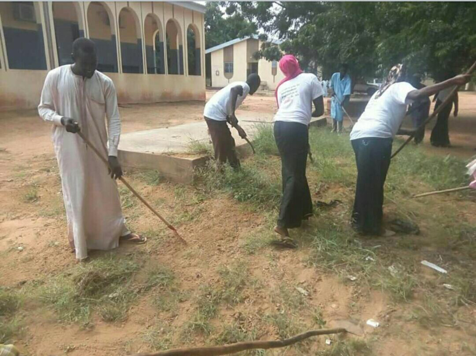 Tchad : une opération d'humanité et de salubrité à l'hôpital de Goz Beida