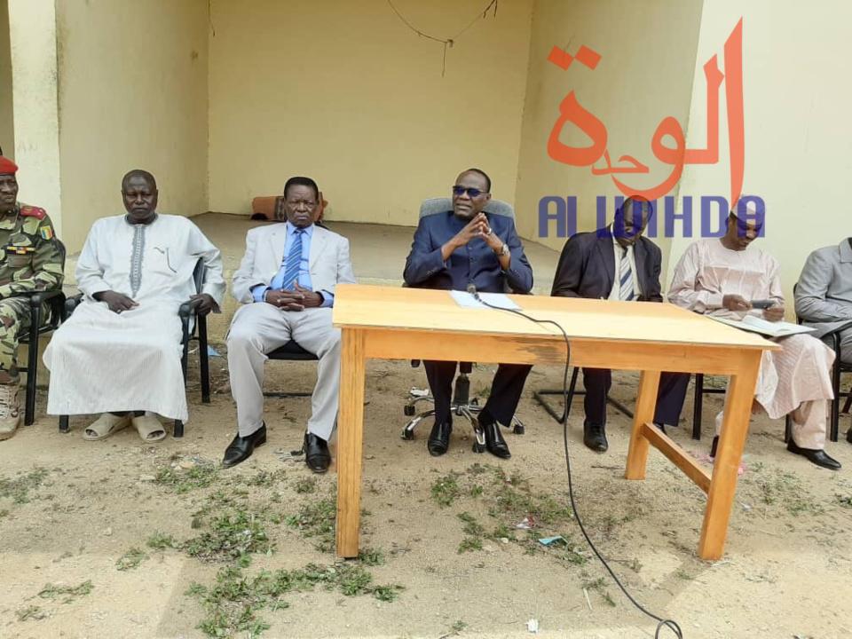 Tchad : le ministre de la Justice auprès des détenus mutins à Mongo