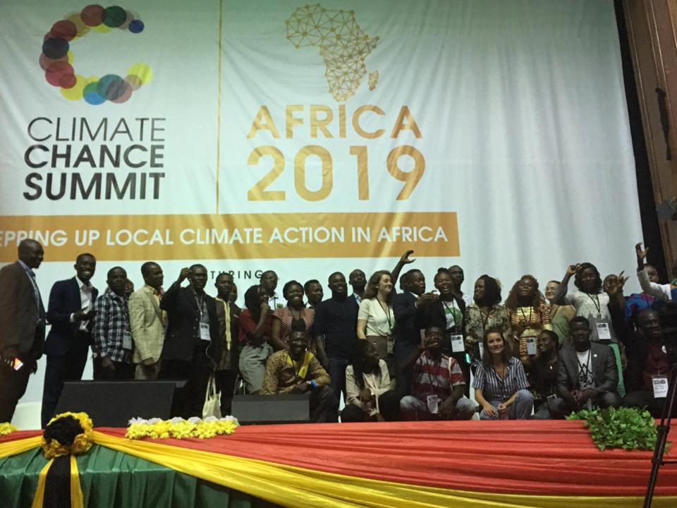 Sommet Climate Chance : succès de mobilisation des acteurs du climat en Afrique