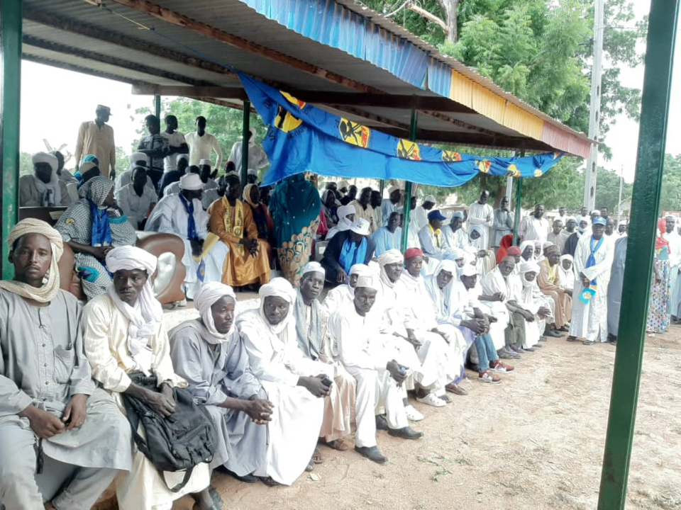 Tchad : le conseil sous-préfectoral du MPS de Mongo installé