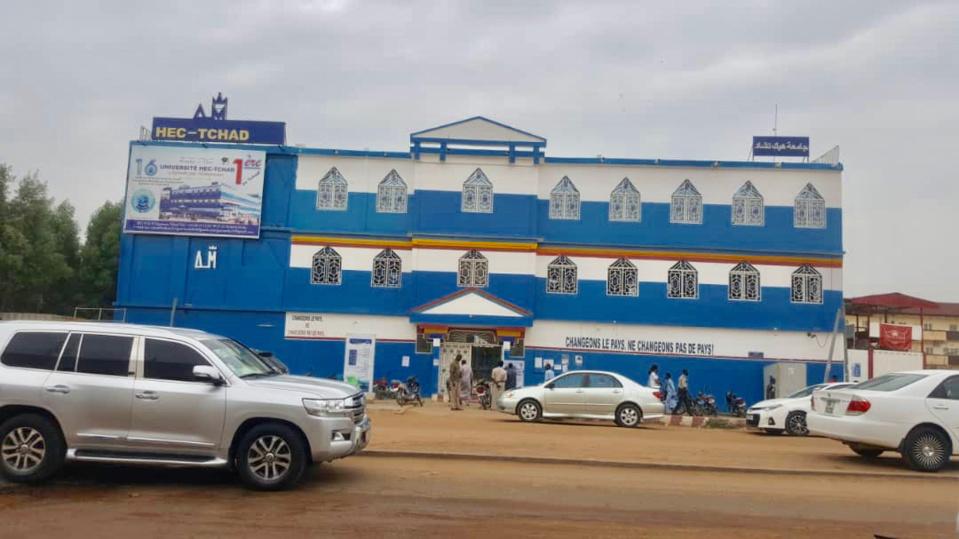 Tchad : l'université Hec offre 20 bourses à des ressortissants du Lac