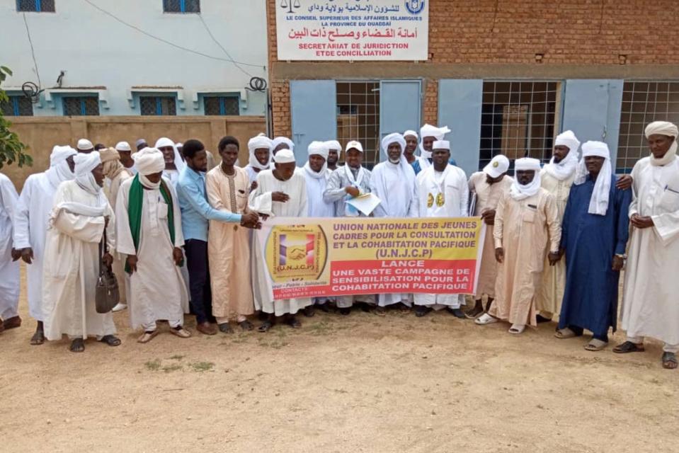 Tchad : les prédicateurs religieux encouragés à prêcher la paix et la cohabitation