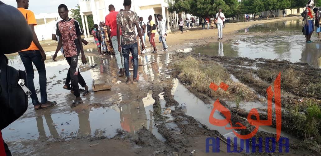 """Tchad : """"il ne faut plus que l'État parle de vitrine de l'Afrique"""""""