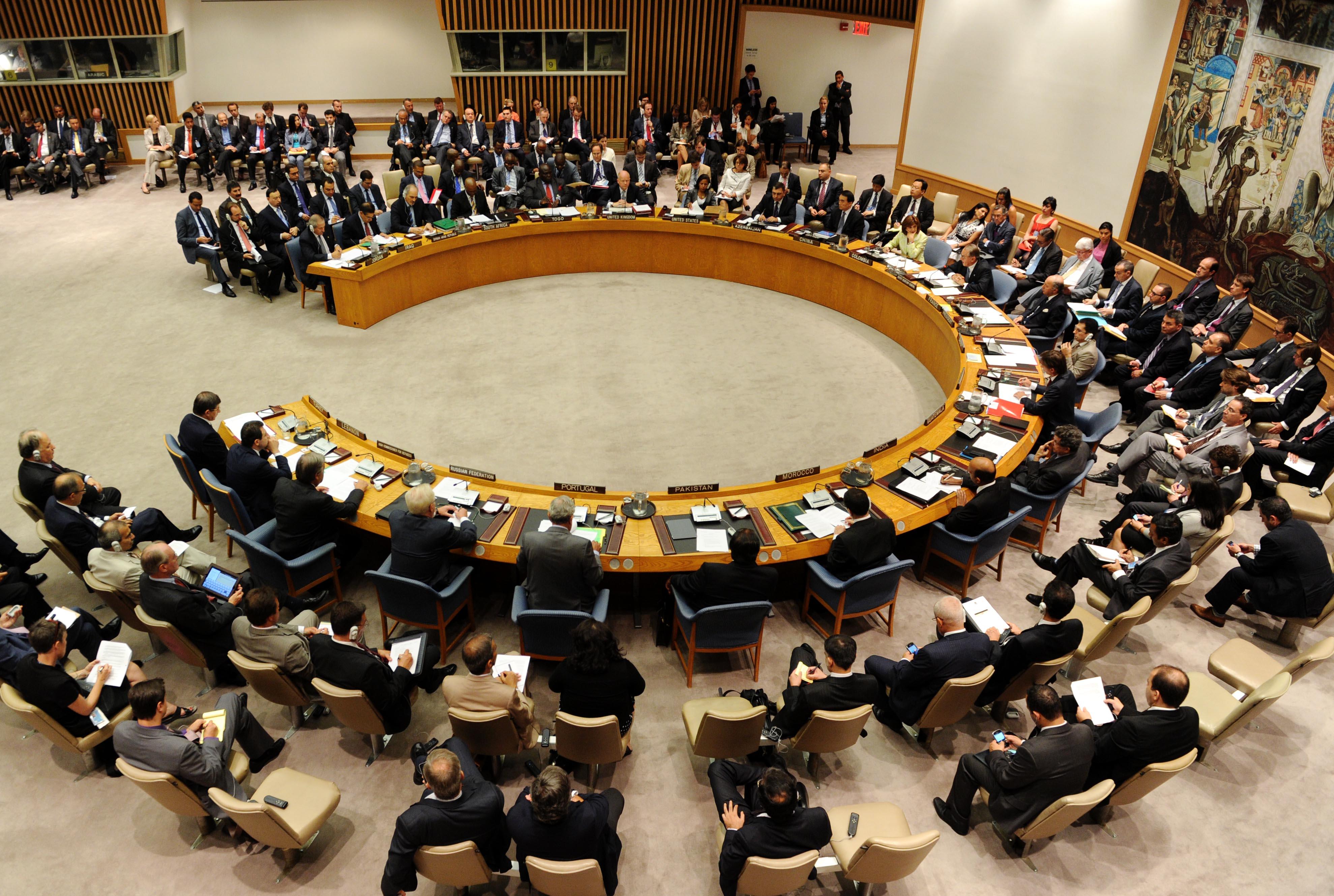 Victoire tonitruante du Maroc au Conseil de Sécurité de l'ONU. © xingyaofeng