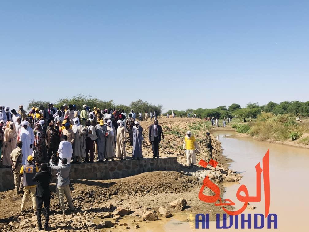 Tchad : une nouvelle vie pour le barrage de Matar, à l'arrêt depuis plus de 10 ans. ©Alwihda Info