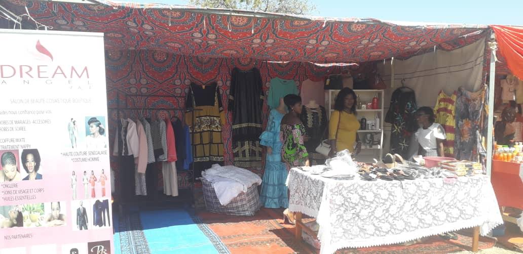 Tchad : ouverture du salon international des cosmétiques et de beauté à N'Djamena. © Alwihda Info
