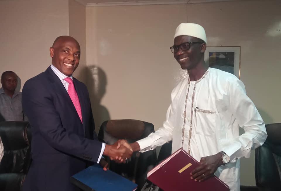 Tchad : un financement de la Banque mondiale pour renforcer le secteur de la santé. © MSP