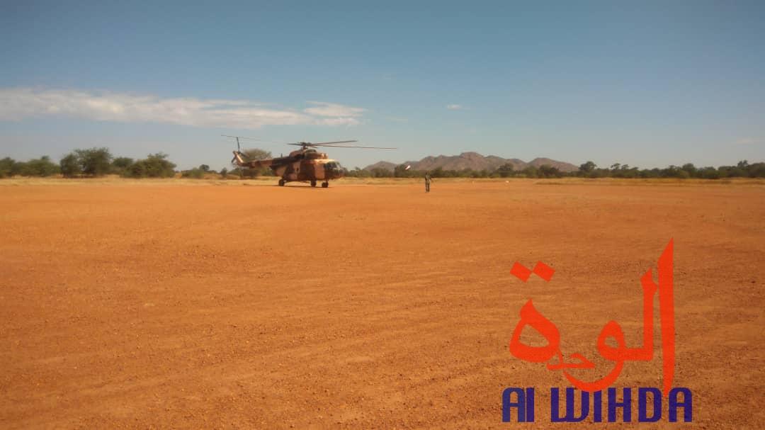 Tchad - état d'urgence : les ministres de la défense et de l'administration sont arrivés à Goz Beida (Sila)