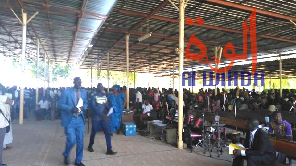 Tchad : le corps de Maître Nadji Madou rapatrié, un grand hommage au défunt