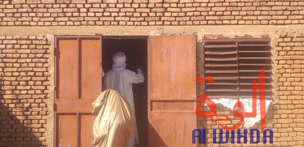 """Tchad : """"aucune prison privée dans un jardin"""", Bokhit Bahar Mahamat Itno dément les accusations"""