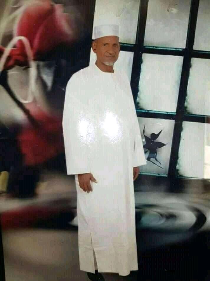 Tchad : décès du chef de canton Djaatné, Soumaine Allamine Soumaine. ©DR