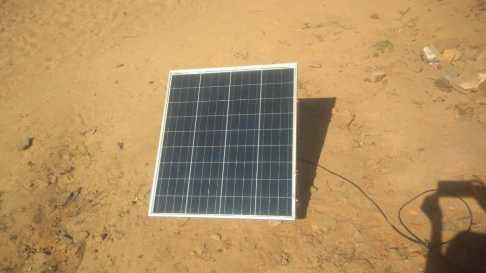 Tchad : des villes et villages s'ouvrent sur le monde grâce aux kits satellitaires offerts. © Alwihda Info