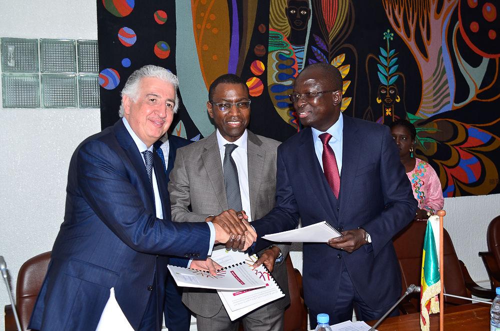 ITFC va renforcer les exportations du Sénégal et le secteur des PME de 1,5 milliards US$. © DR
