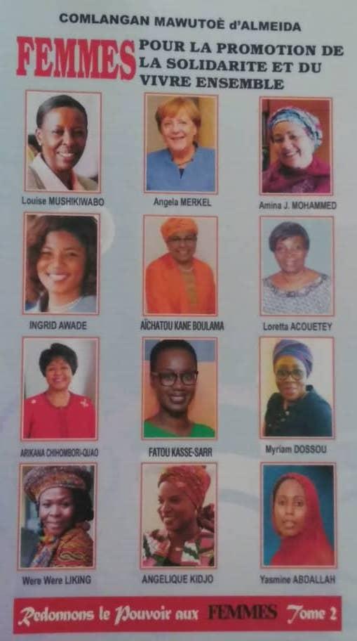 """Littérature : """"Femmes pour la promotion de la solidarité et du vivre-ensemble"""", par Comlanga Mawutoé d'Almeida. ©Alwihda Info"""