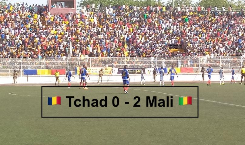 Tchad-Mali : les SAO s'inclinent face aux Aigles (0-2) et affronteront la Guinée. © DR/Asent SAO/Fb