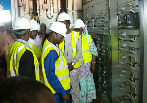 Tchad : Moundou, première ville bientôt dotée d'une centrale à gaz naturel. © PR