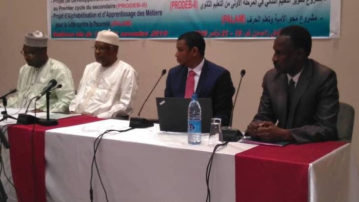 Tchad : la Banque islamique de développement se penche sur l'exécution de ses projets. © Alwihda Info