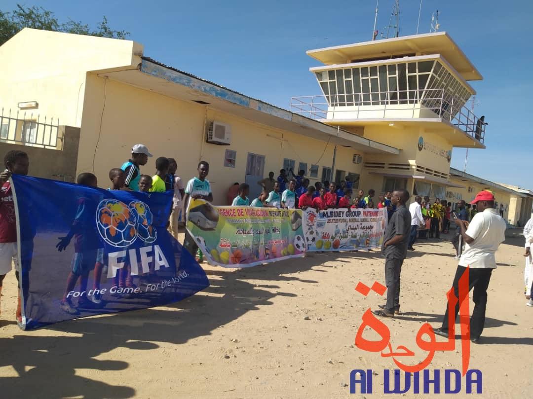 Tchad : les travaux d'installation de la pelouse du stade d'Abéché lancés demain